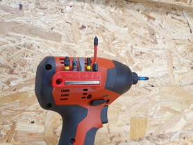 StealthMounts Magnetic Bit Holder for Hilti Impact Drivers