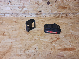 StealthMounts for Cordless Alliance System Batteries