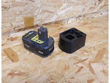 StealthMounts for Ryobi 18v ONE+ Batteries