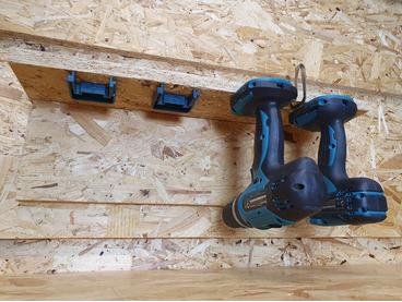 Makita 18v LXT Tools Mounts