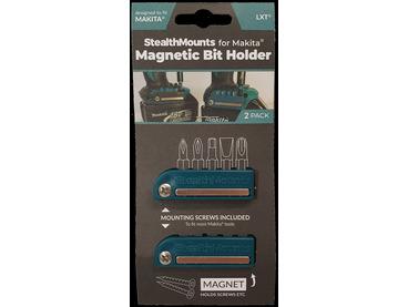 StealthMounts Magnetic Bit Holder for Makita LXT Tools