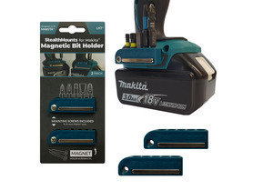 StealthMounts Magnetic Bit Holder for Makita LXT & XGT Tools