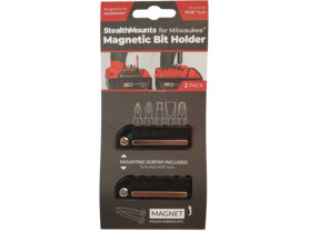 StealthMounts Magnetic Bit Holder for Milwaukee M18 Tools