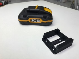JCB Battery Mounts