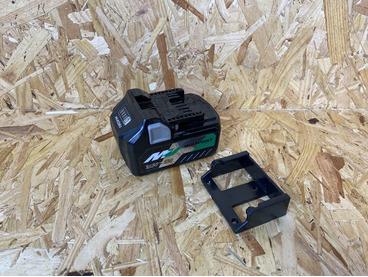 StealthMounts for HiKOKI Batteries