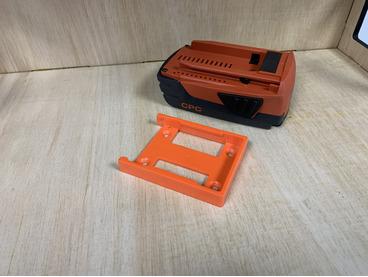 StealthMounts for Hilti Batteries