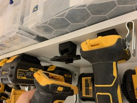 DeWalt Tool Mounts