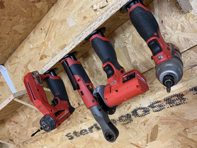StealthMounts for Milwaukee M12 Tools