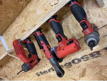 StealthMounts for Milwaukee M12 Tools