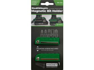 StealthMounts Magnetic Bit Holder for Hikoki / Metabo HPT / Hitachi Tools