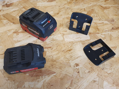 Cordless Alliance System Battery Mounts