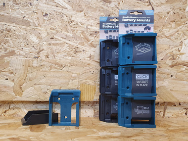 Makita 40v XGT Battery Mounts