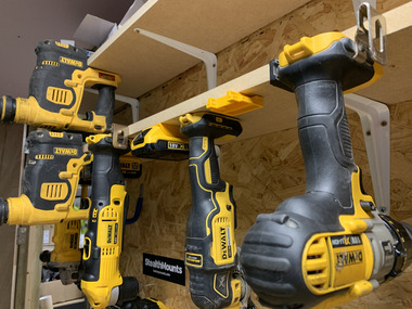 StealthMounts for DeWalt Tools