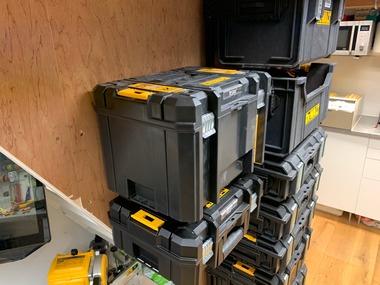Dewalt T-STAK Toolbox Mounts