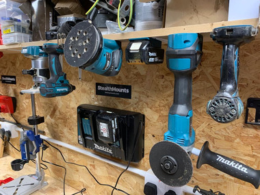 StealthMounts for Makita LXT Tools